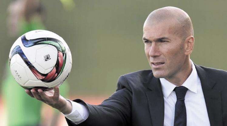 Zidane quitte le Real