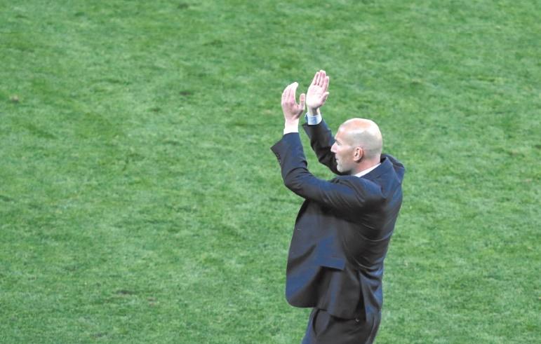 Zidane : Le Real doit continuer à gagner et a besoin d'un changement