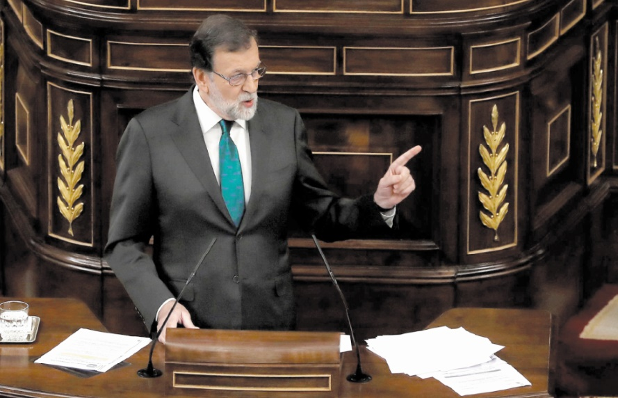 Mariano Rajoy renversé par le parlement