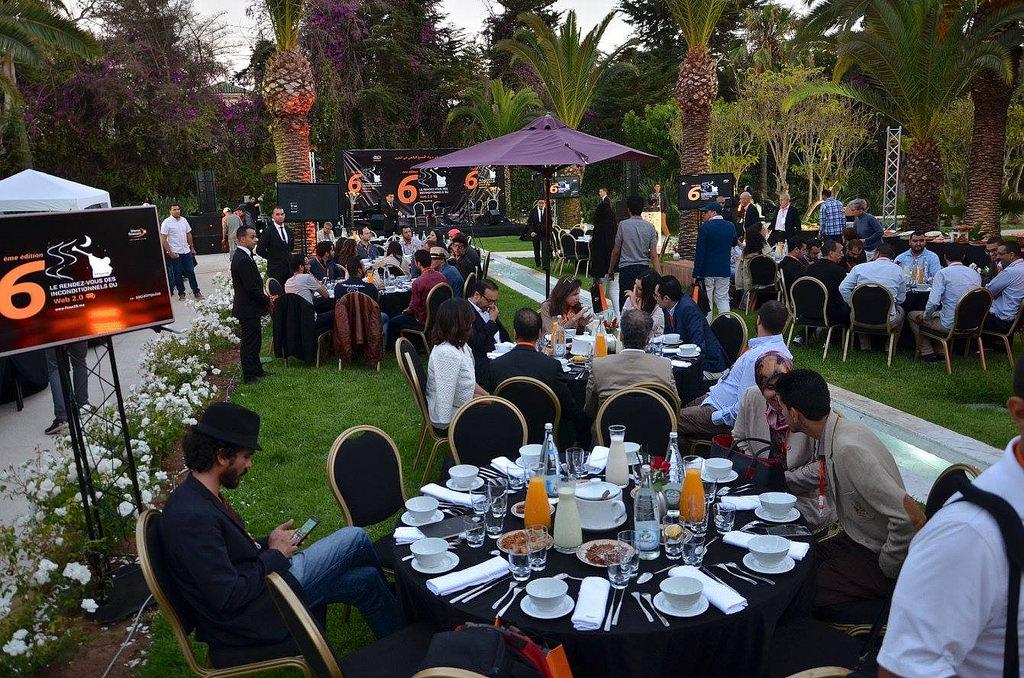 Maroc Telecom confirme son engagement envers la communauté web et réunit la sphère digitale autour d'un Ftour 2.0