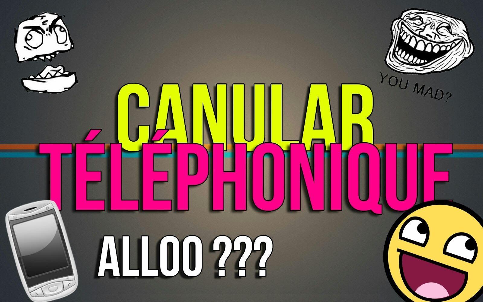 Insolite : Canular téléphonique