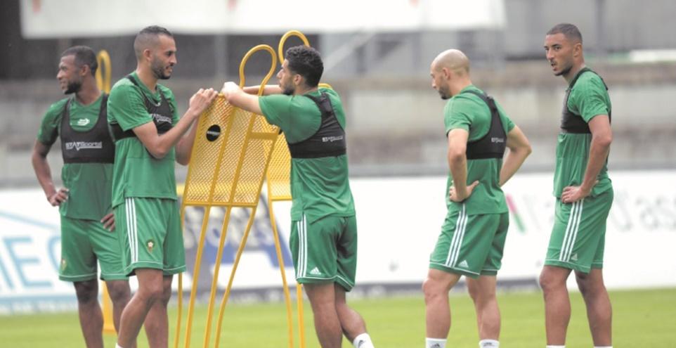 Hervé Renard a arrêté sa liste des 23 en partance pour la Coupe du monde
