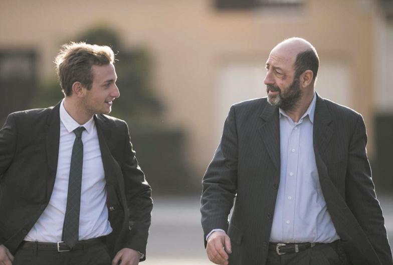 """""""Comme des rois"""" Kad Merad bouleversant en père dans la galère"""