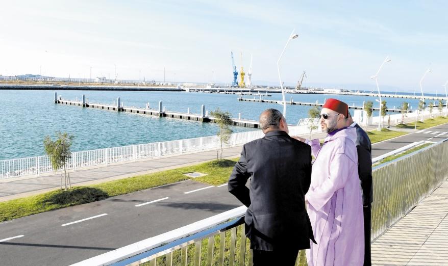 Intenses activités Royales à Tanger