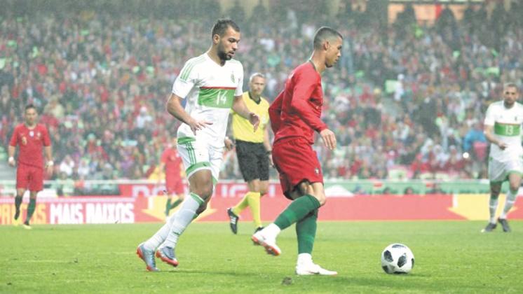 Le Portugal surclasse l'Algérie