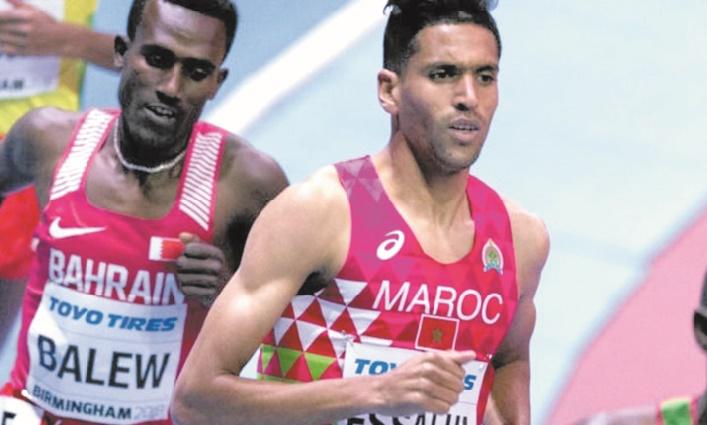 Pas de podium pour les athlètes marocains à Oslo