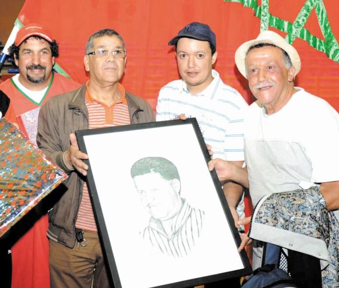 Hommage posthume aux frères Azeddine et Badreddine Najib