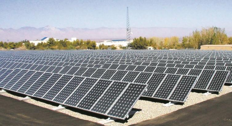 La BM approuve un financement additionnel pour le complexe solaire Noor Midelt