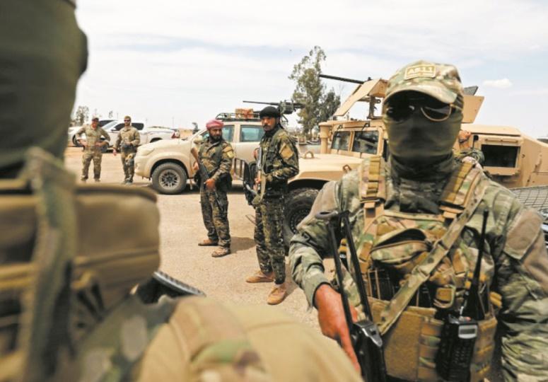 Des dizaines de combattants étrangers pro-régime tués dans l'est syrien