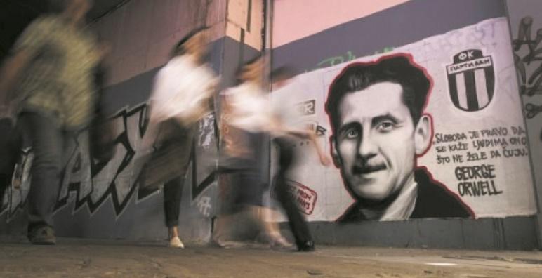 Des graffeurs romantiques dans un monde de brutes