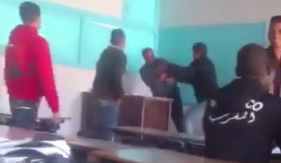 L'école est un espace d'éducation et d'apprentissage La violence n'y est pas à sa place