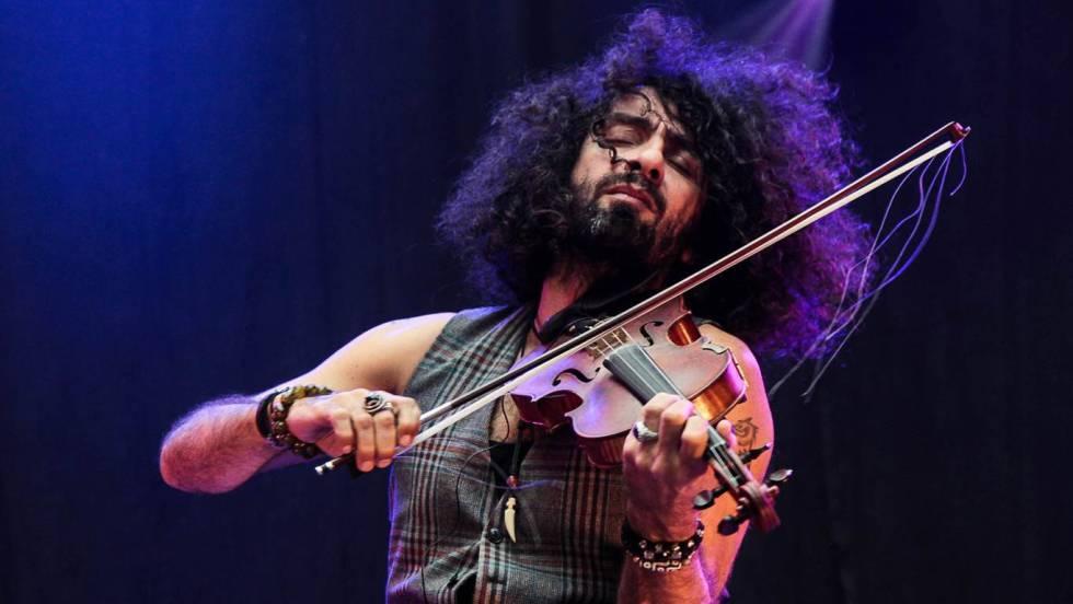 Les festivaliers sous le charme de l'incontournable violoniste Ara Malikian