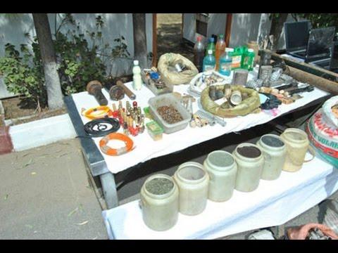 Algérie : Des explosifs et des bombes artisanales découverts à Jijel
