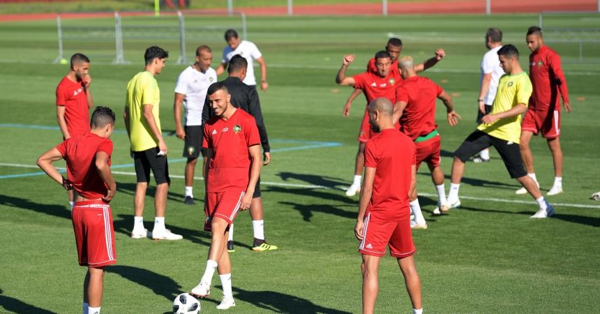 Le Onze national en quête d'une bonne performance face à la Roja
