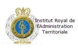 Refonte globale du concours d'accès au cycle normal de l'Institut Royal de l'administration territoriale