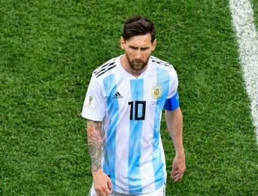 L'Argentine de Messi dans de beaux draps
