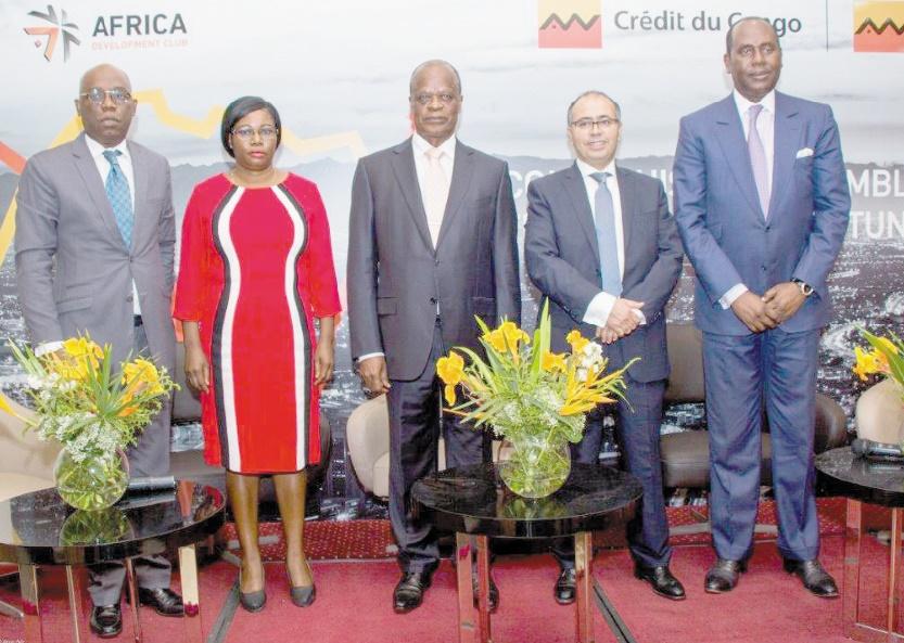 Focus du CAD sur l'agriculture et le tourisme au Congo