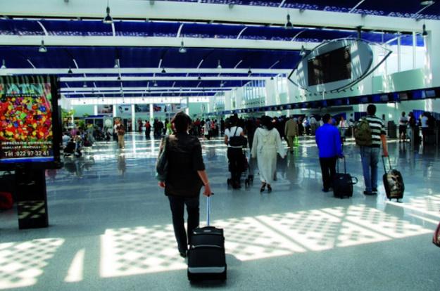 Baisse du trafic passagers dans les aéroports marocains
