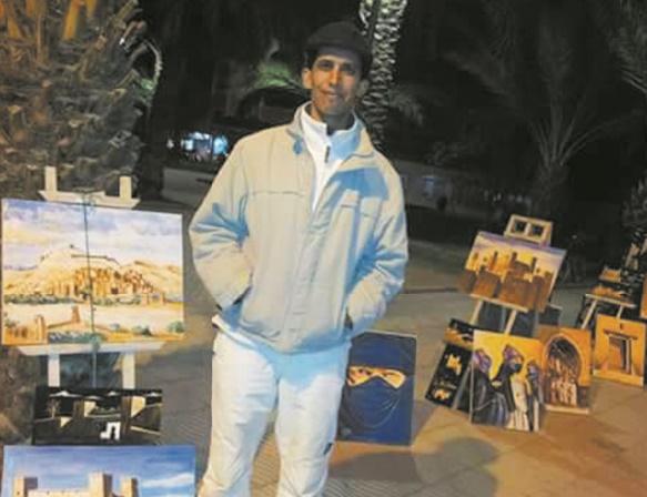 Parole aux artistes  Rachid Adidou : Les gens de la marge ont aussi le droit de jouir des arts, des activités artistiques