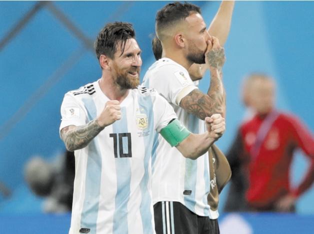 Messi : On ne pensait pas qu'on souffrirait autant