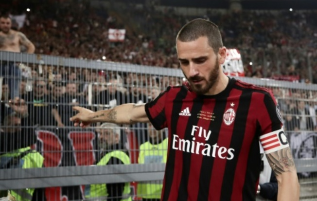 Fair-play financier : L'AC Milan exclu de la prochaine Europa League