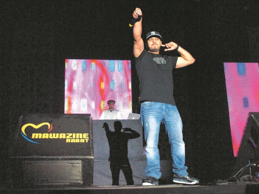 Le rap en fête à Mawazine