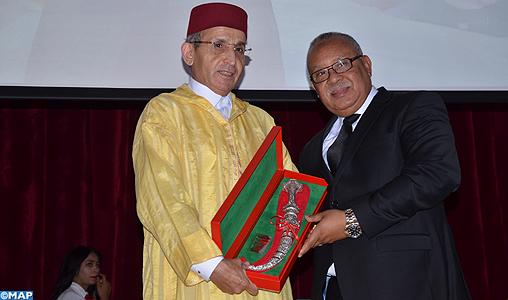 Agadir rend hommage à l'ancien procureur général du Roi Mohamed Anis et à son adjoint, Mohamed Bimzzagh