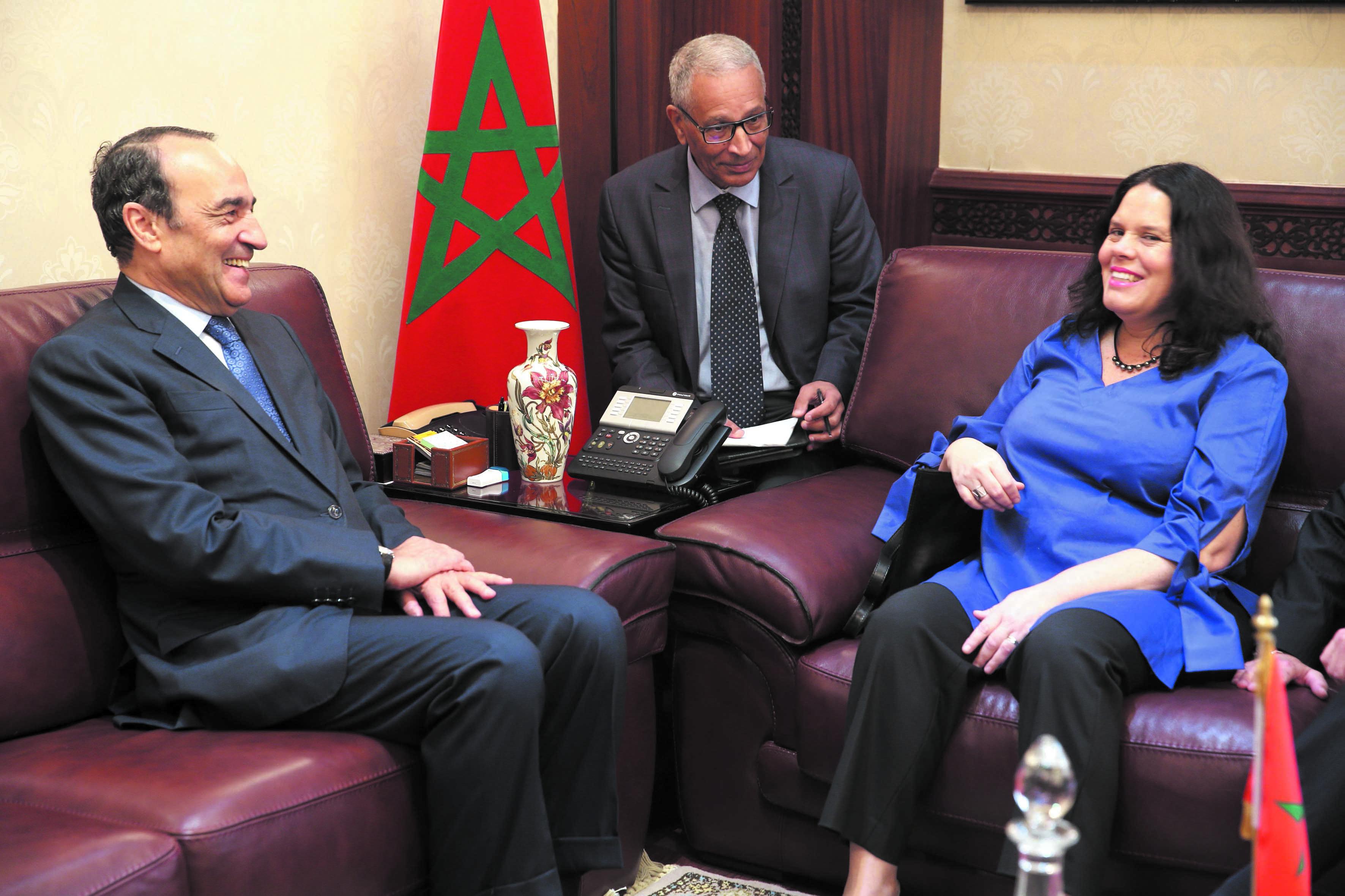 Habib El Malki appelle à promouvoir les échanges commerciaux avec le Chili