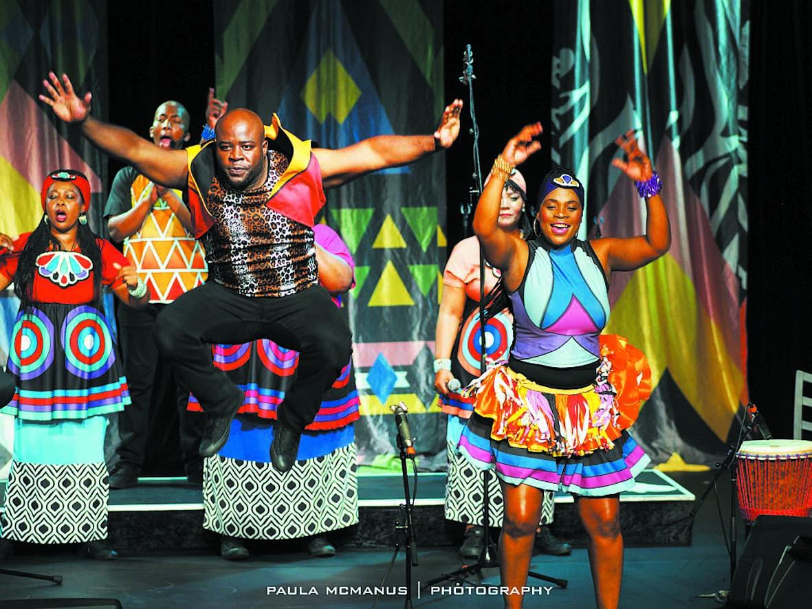 Soweto Gospel Choir : Participer au Festival de Fès  des musiques sacrées du monde est un grand privilège