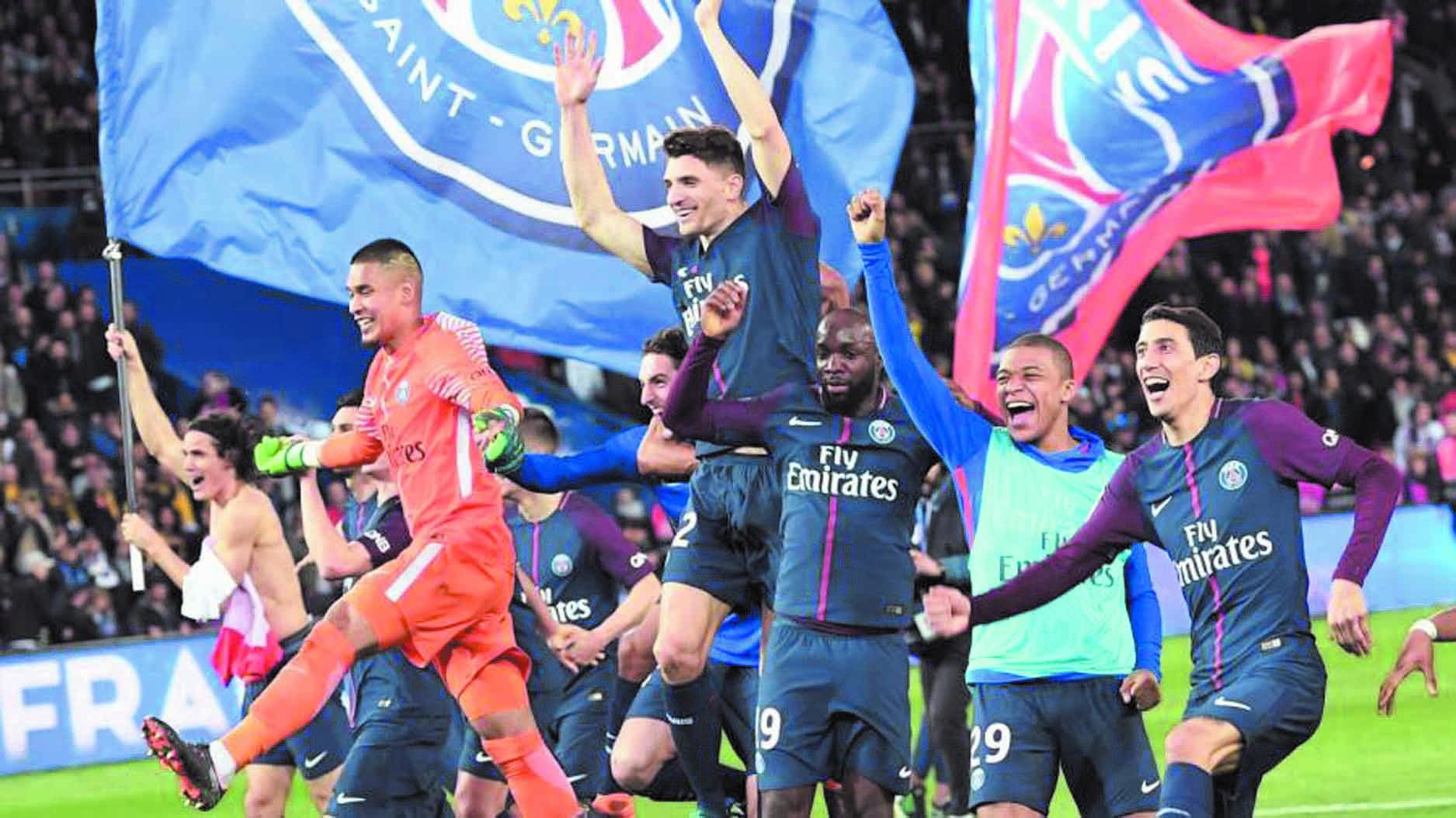 Fair-play financier : Le Paris-SG n'en a pas fini avec l'UEFA