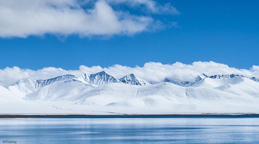 Le changement climatique menace les sites archéologiques de l'Arctique