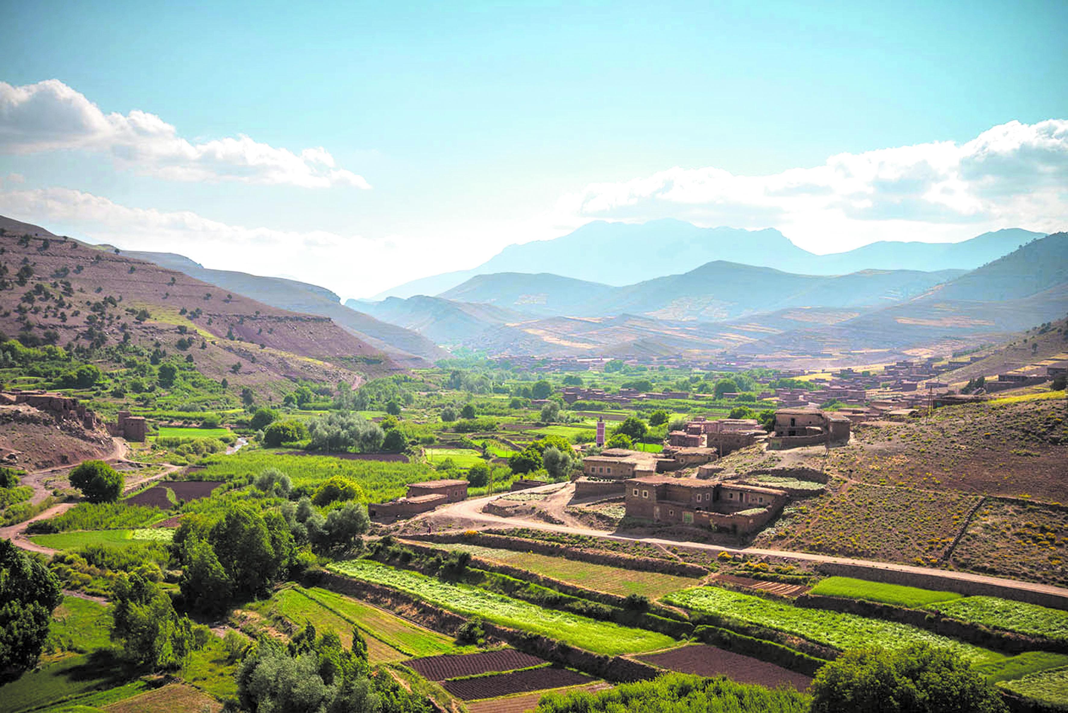 Une Coalition civile braque les projecteurs sur le droit de la montagne au développement