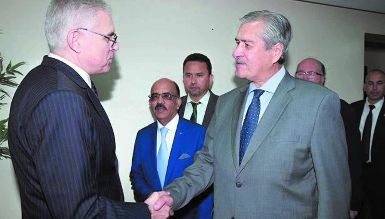 Fernando Meza Moncada : La question du  Sahara est alimentée par des agendas extérieurs
