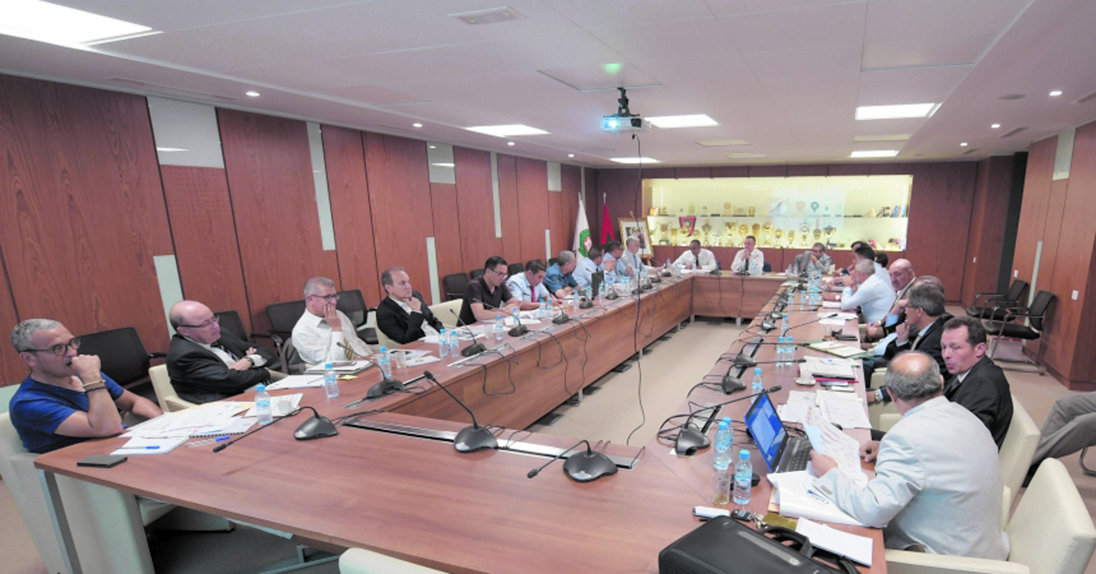 La participation du WAC et du Raja au championnat arabe confirmée par la FRMF