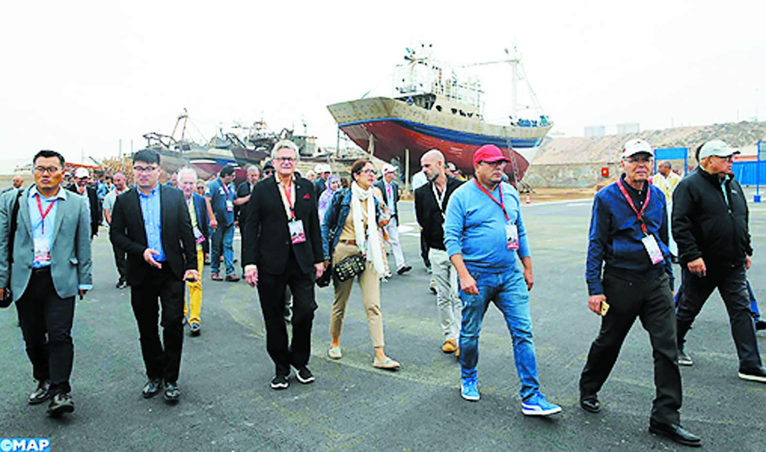 Des opérateurs économiques marocains et étrangers en prospection dans la province de Tan Tan