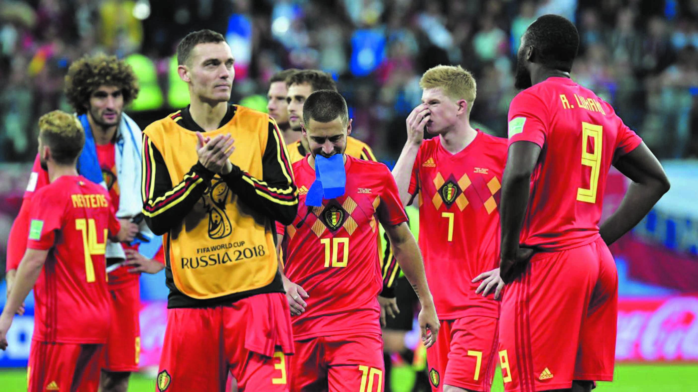 Belgique : Plafond de verre et frustration