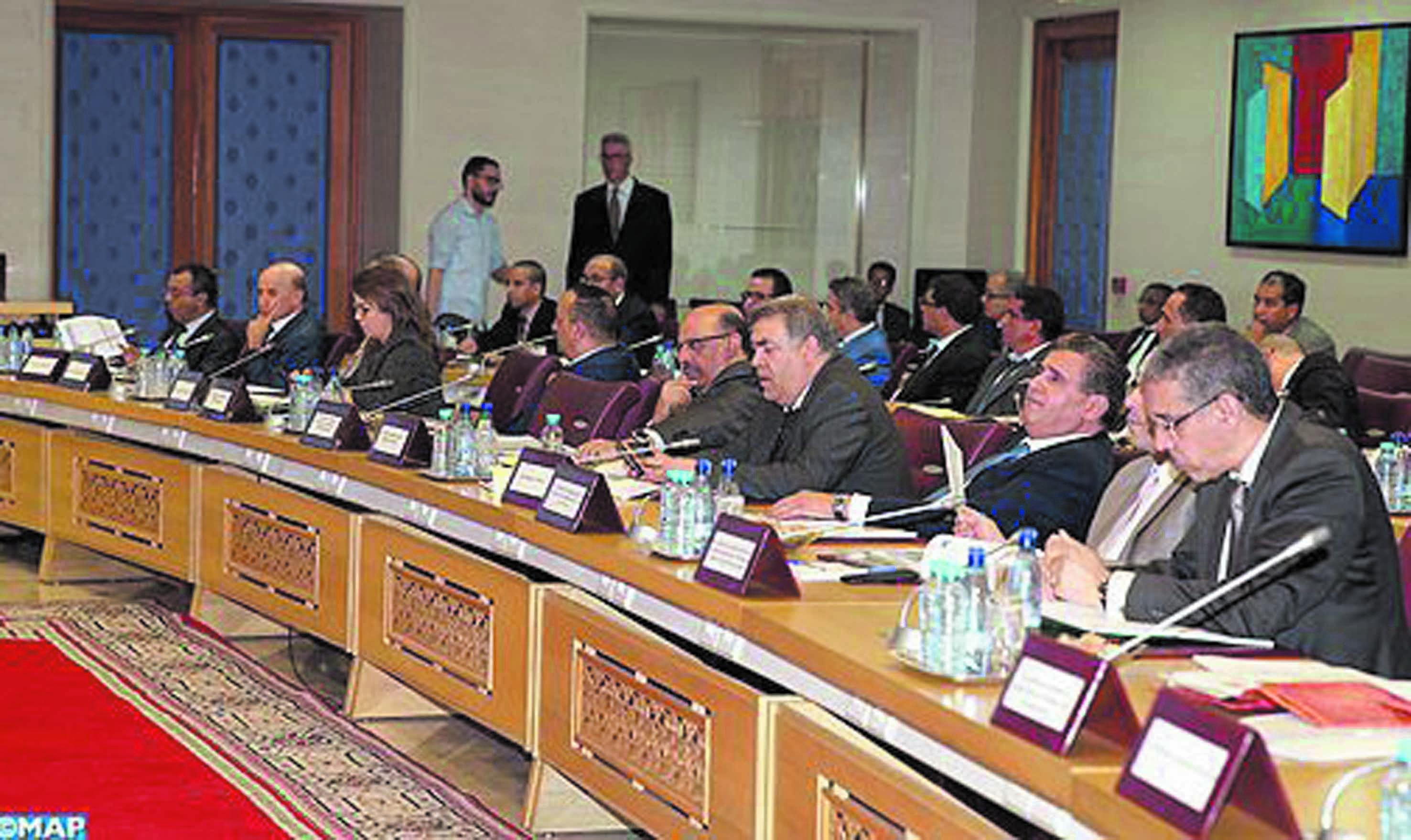 Les projets de développement de nos provinces sahariennes vont bon train