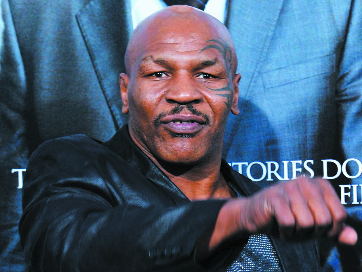 Des stars dans le rouge : Mike Tyson