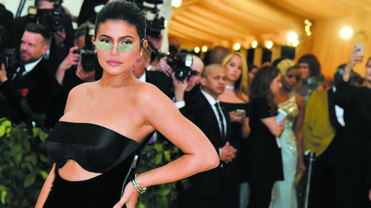 Kylie Jenner, 20 ans, presque milliardaire grâce aux réseaux sociaux