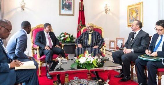 Normalisation  des relations entre Rabat et Luanda