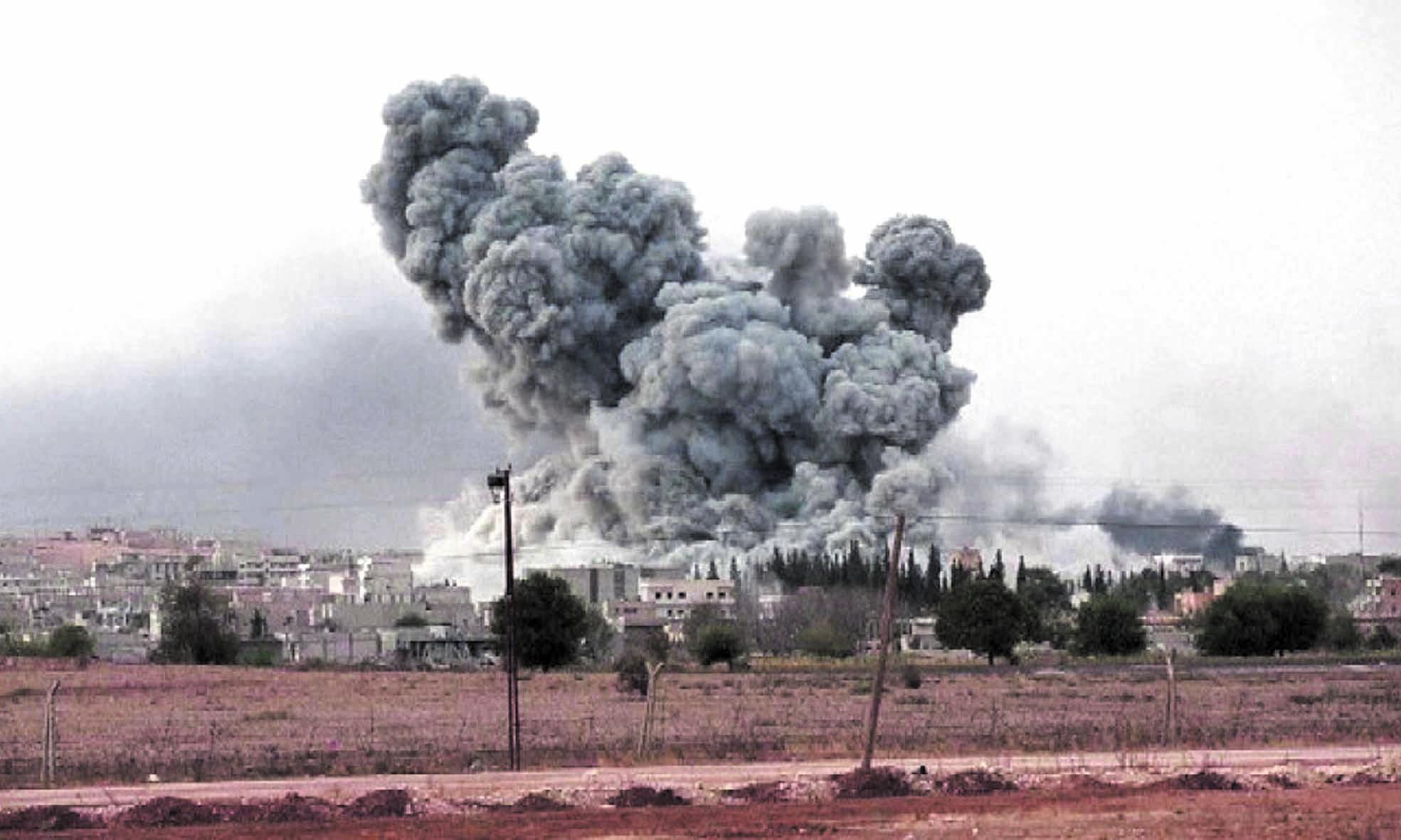 Frappe nocturne d'Israël contre la Syrie