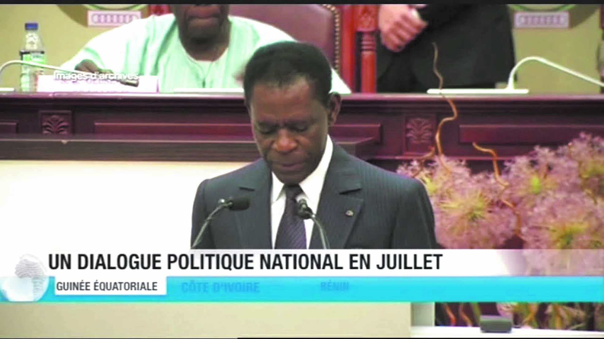 Dialogue politique sans les principaux opposants en Guinée équatoriale