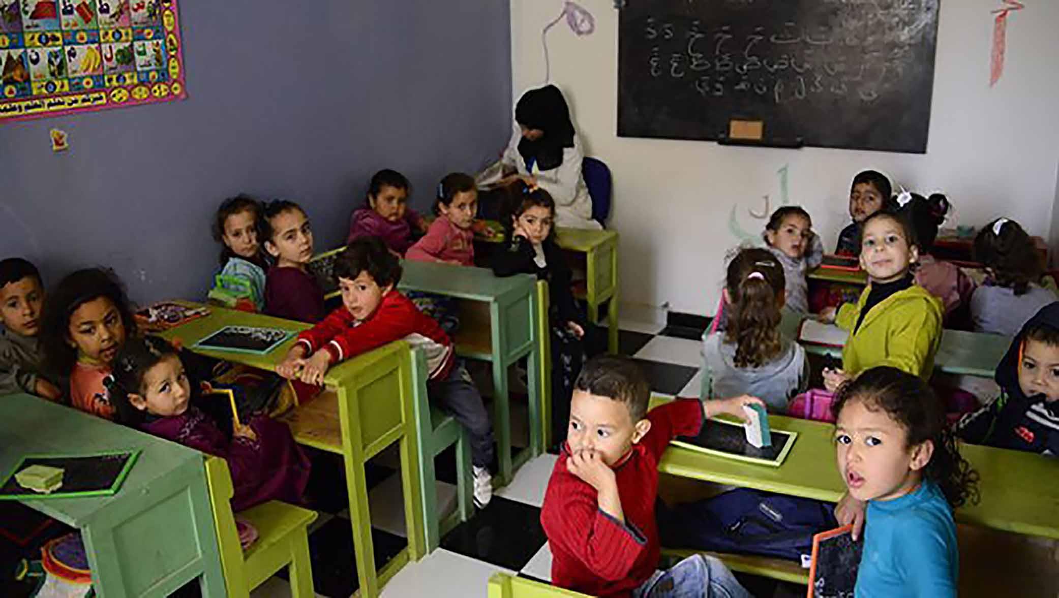 Le ministère dévoile son programme pour l'enseignement préscolaire