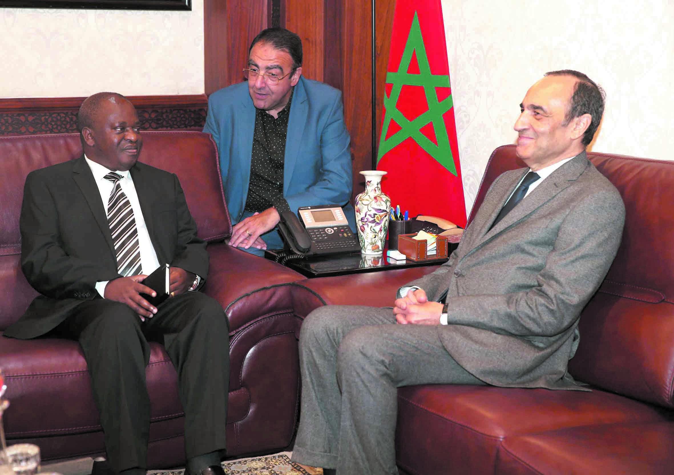 Habib El Malki : Le Maroc est attaché  à l'unité et à la prospérité de l'Afrique