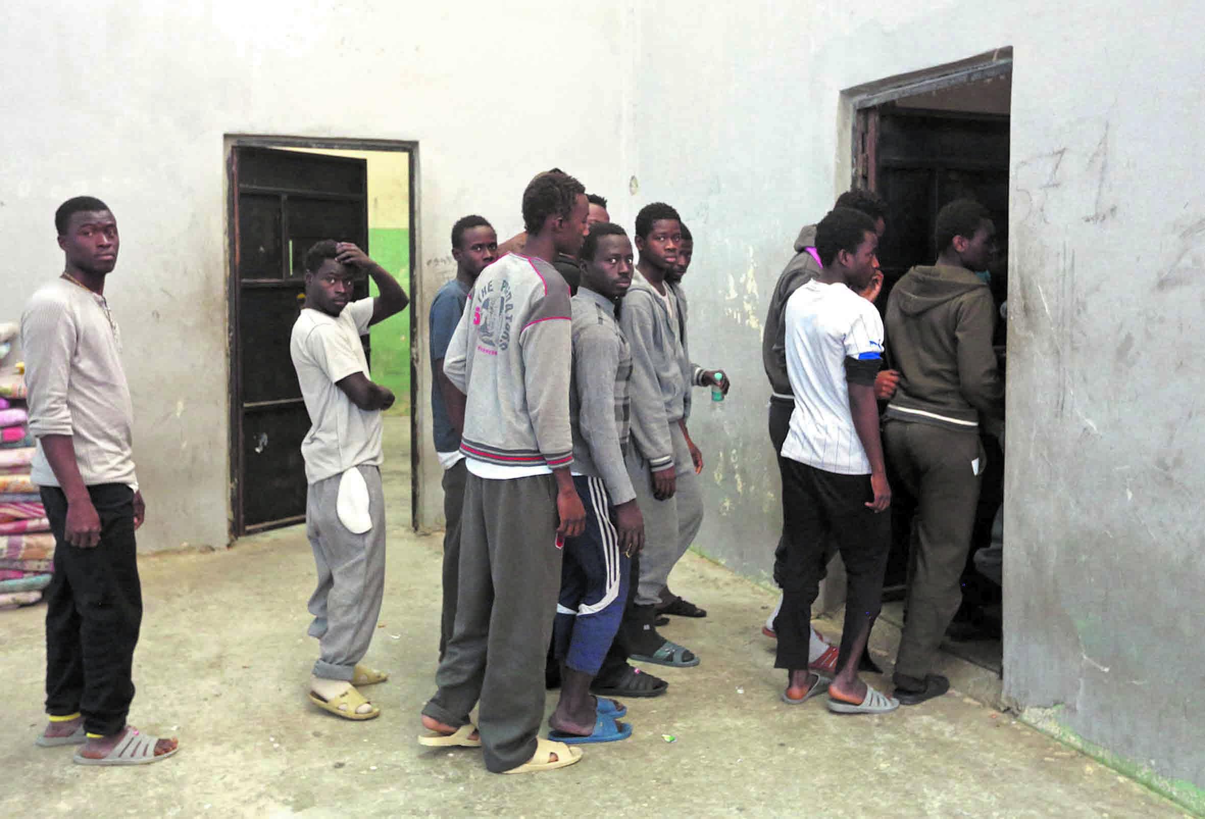 La Libye rejette l'idée européenne de centres d'accueil pour migrants