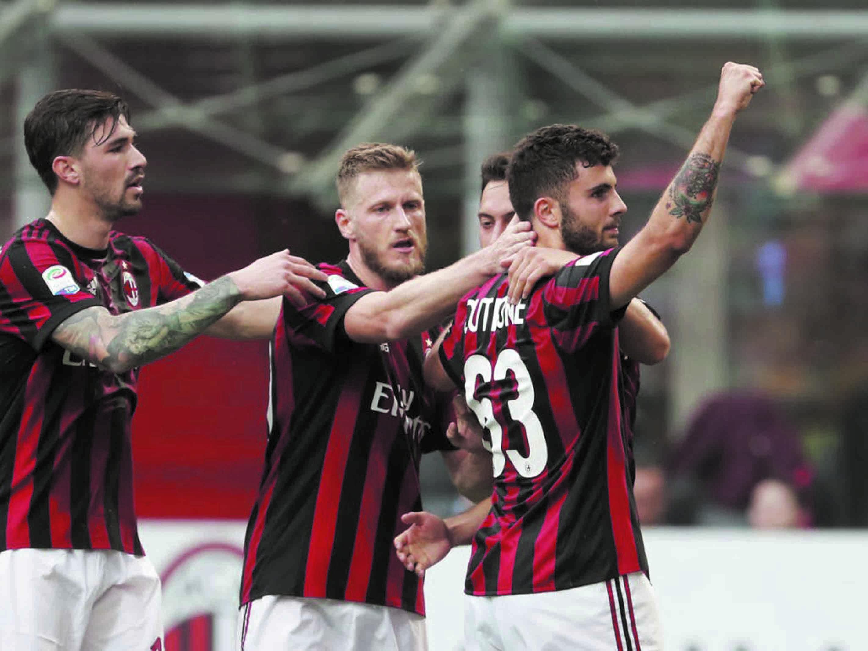 Fair-play financier : L'AC Milan autorisé à jouer l'Europa League
