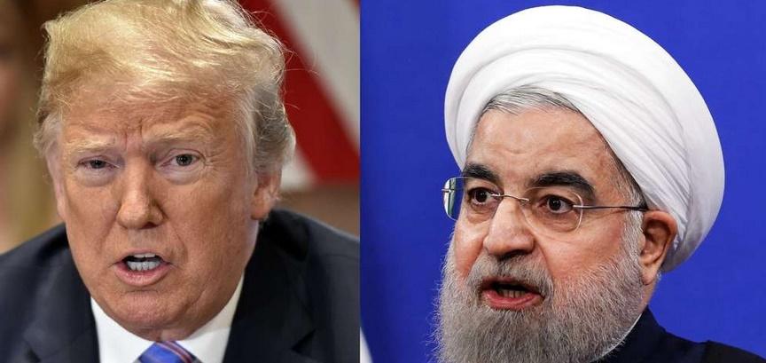 Menaces apocalyptiques de Trump contre l'Iran