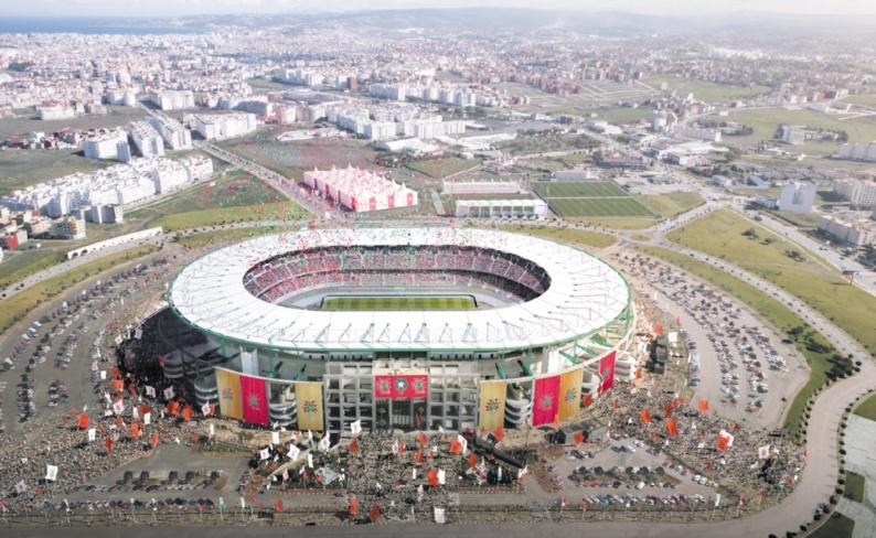 Pour AS, Tanger, candidate par excellence à abriter les plus grands événements sportifs