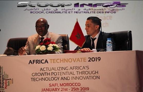 """Safi abritera en janvier 2019 le 1er Sommet africain de technologie et d'innovation """"Africa Technovate"""""""