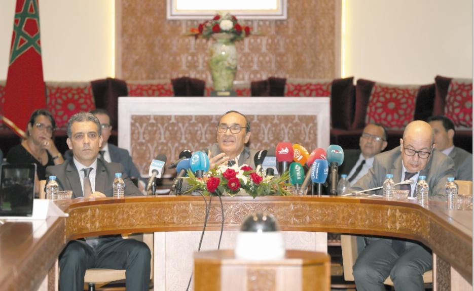 Habib El Malki : La dynamique qui caractérise le rendement de la Chambre des représentants est le fruit d'un plan d'action collectif